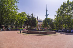Merkez Mosque, Yalova, Turkey Stock Images