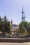 Merkezmoskee, Yalova, Turkije Royalty-vrije Stock Afbeeldingen