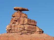 Merkwürdige Geologie Stockfoto