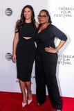 Merle Dandridge et Oprah Winfrey Image libre de droits