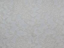Merletto bianco Fotografia Stock Libera da Diritti