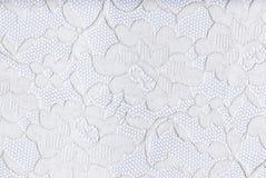 Merletto bianco Immagine Stock