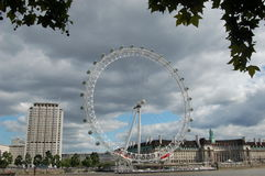 Merlin Entertainments London Eye Stock Image