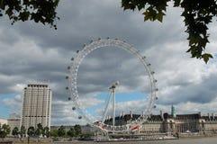 Merlin Entertainments London Eye. The Merlin Entertainments London Eye stock image