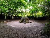 Merlin grobowiec zdjęcia royalty free