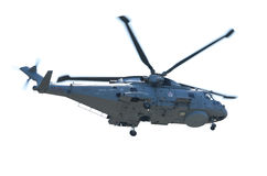 Merlin HM1 Stock Image
