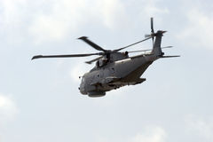 Merlin HM1 Helicopter Royalty Free Stock Photo