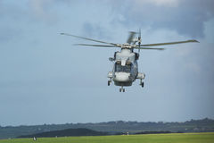Merlin HM1 Helicopter Royalty Free Stock Images