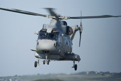 Merlin HM1 Helicopter Royalty Free Stock Image