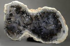 Merlinite - Dendritic Opal Stock Image