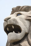 Merlion Royalty Free Stock Photos