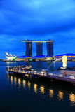 Merlion park Royalty Free Stock Images