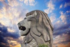 Merlion Royalty Free Stock Image
