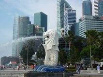 merlion singapore Стоковое Изображение RF