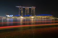 The Merlion SINGAPORE stock photo
