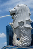 Merlion Royalty Free Stock Photography