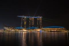 The Merlion SINGAPORE stock photos
