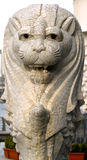 The Merlion Statue Stock Image