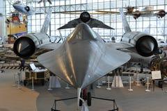 Merlo di Lockheed SR-71 Fotografia Stock