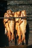 Merluzzo affumicato Fotografia Stock Libera da Diritti