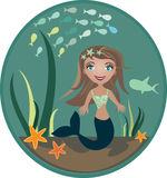 Mermaid Stock Image