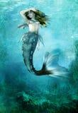 Mermaid 2 Stock Photography