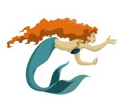 Mermaid Royalty Free Stock Photo