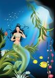 Mermaid Royalty Free Stock Photos