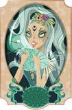mermaid Royalty-vrije Stock Afbeelding