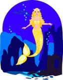mermaid Stock Foto's