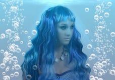 mermaid Стоковое фото RF