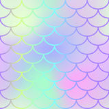Mermaid  background for beach party or summer wedding design. Royalty Free Stock Image