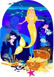 Mermaid Royalty Free Stock Images