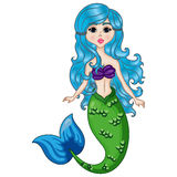 Mermaid Character Royalty Free Stock Image