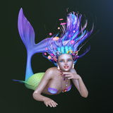 Mermaid Royalty Free Stock Photos