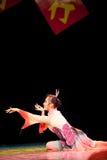 Mermaid--Folk Dance Royalty Free Stock Photography