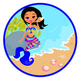 Mermaid Stock Photo