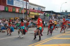 Mermaid Parade. Traditional summer event, Mermaid parade at Brighton Beach, Coney Island, Brooklyn , New York Image taken June 18th , 2011 stock photos