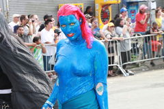 Mermaid Parade Royalty Free Stock Photo