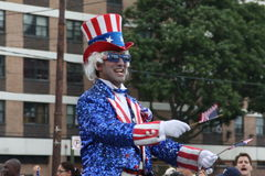 Mermaid Parade 2011 in Brooklyn Stock Photos
