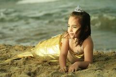 Mermaid smile Stock Photo
