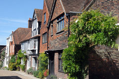 Mermaid Street, Rye Stock Photos