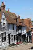 Mermaid Street, Rye Stock Photo