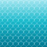 Fish scale and mermaid background. Mermaid tail on trendy gradient background. Square backdrop with mermaid tail ornament. Bright color transitions. Fish scale Royalty Free Stock Photos