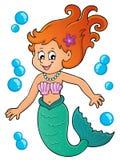 Mermaid topic image 1 Stock Image