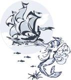 Mermaid Royalty Free Stock Image