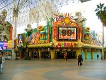 Mermaids Casino, Las Vegas, Nevada, USA. Mermaids Casino at downtown Las Vegas, Nevada, USA royalty free stock image