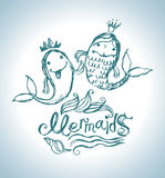 MermaidS. Stock Photography