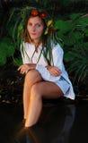 mermaidukrainare Royaltyfria Foton