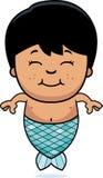 Merman Boy Royalty Free Stock Photo